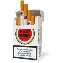 Lucky Strike Red